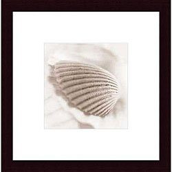 Alan Blaustein 'Atlantis 3' Wood Framed Art Print