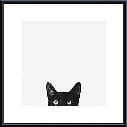 Jon Bertelli 'Curiosity' Metal Framed Art Print