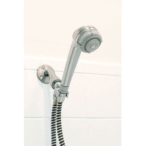 Mabis Deluxe Hand-held Body Shower Massager