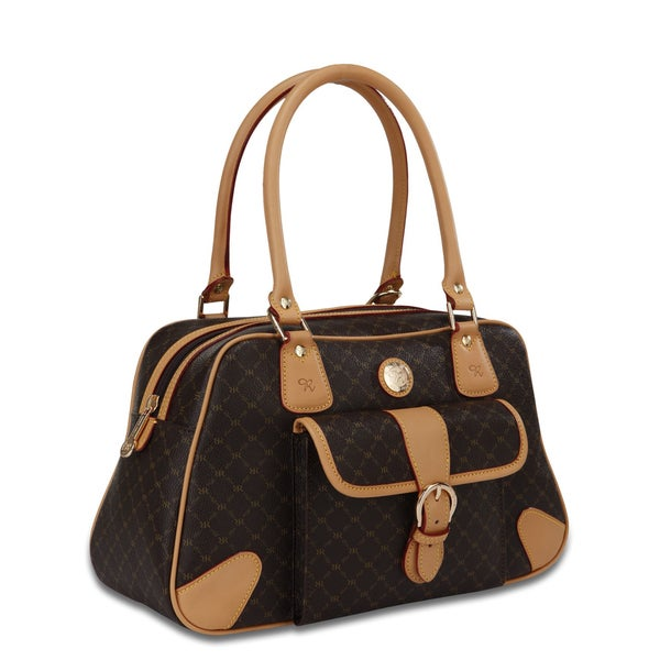 Rioni Signature Satchel