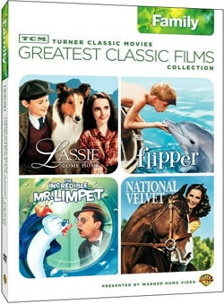TCM Greatest Classic Films: Family (DVD)