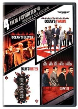 4 Film Favorites: Ocean's Collection (DVD)