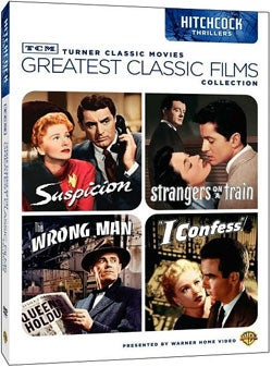 TCM Greatest Classic Films: Hitchcock Thrillers (DVD)