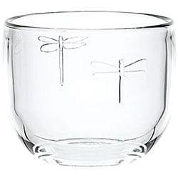 La rochere dragonfly 6 piece small bowl set for Alpine cuisine glass bowl set