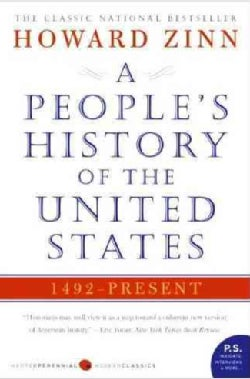 A People's History of the United States: 1492 to Present (Paperback)