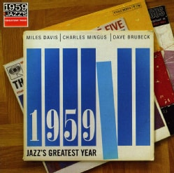 Various - 1959 Jazz's Greatest Year