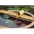 Three-arm 12-inch Bamboo Water Spout and Pump Kit (Vietnam)