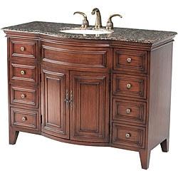 Stufurhome Yorktown 48-inch Single Sink Vanity