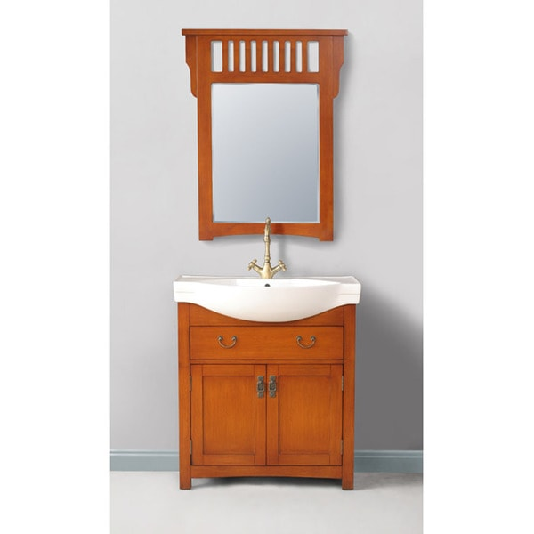 Stufurhome Alexia 32-inch Single Sink Vanity