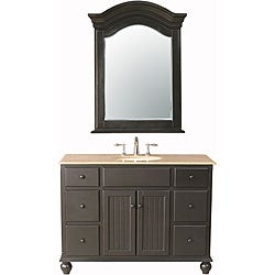 Stufurhome Alvina 48-inch Single Sink Vanity