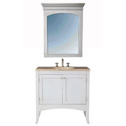 Stufurhome Alyssa 36-inch Single Sink Vanity Set