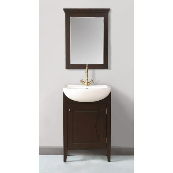 Stufurhome Magnolia 23-inch Single Sink Vanity
