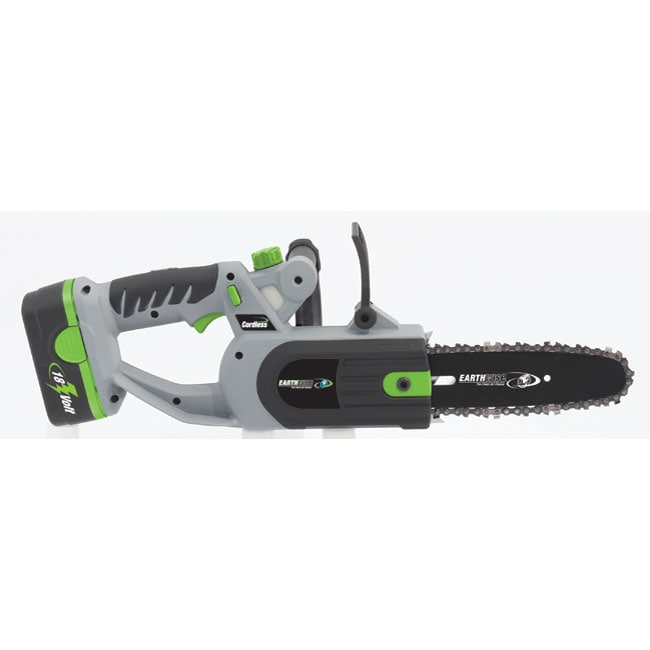 Earthwise Cordless 8-inch Chain Saw