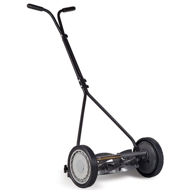 American Lawn Mower 16 Inch Full Feature Reel Mower