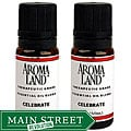 Aromaland Celebrate 10 ml Essential Oils (Pack of 2)