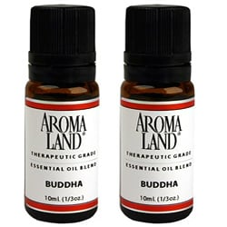 Aromaland10-ml Buddha Essential Oil Blend (Pack of 2)