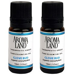 Aromaland Clove Bud Essential Oils (Pack of 2)