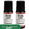 Aromaland Enchantment 10 ml Essential Oil Blend (Pack of 2)