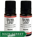 Aromaland Exotic Blend Essential Oils (Pack of 2)