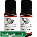 Aromaland Forest Rain Essential Oil Blend (Pack of 2)