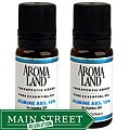 Aromaland Jasmine 10 ml Essential Oils (Pack of 2)