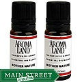 Aromaland Mother Nature 10 ml Essential Oils (Pack of 2)