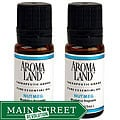 Aromaland Nutmeg 10-ml Essential Oil (Pack of 2)