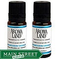 Aromaland Mandarin Orange 10 ml Essential Oils (Pack of 2)