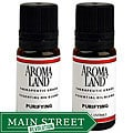 Aromaland Purifying 10 ml Essential Oil Blend (Pack of 2)