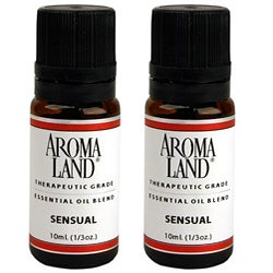 Aromaland Sensual 10 ml Essential Oils (Pack of 2)