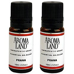 Aromaland Prana 10 ml Essential Oils (Pack of 2)
