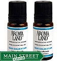 Aromaland Sage Dalmatian 10 ml Essential Oils (Pack of 2)