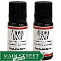 Aromaland Therasmooth 10 ml Essential Oils (Pack of 2)