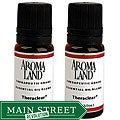 Aromaland Theraclear 10 ml Essential Oils (Pack of 2)