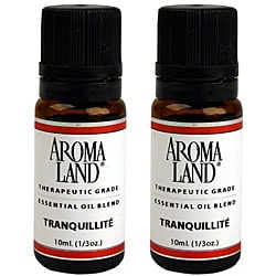 Aromaland Tranquillite 10 ml Essential Oils (Pack of 2)