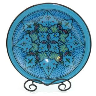 Sabrine Design 12-inch Small Serving Bowl (Tunisia)