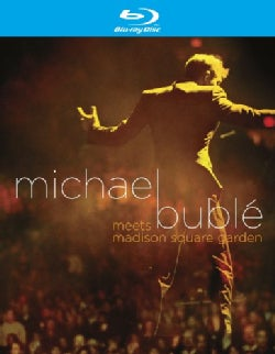 Michael Buble Meets Madison Square Garden (Blu-ray Disc)