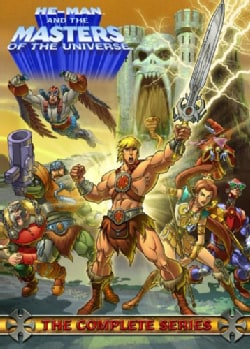He-Man And the Masters Of The Universe: The Complete Series (DVD)
