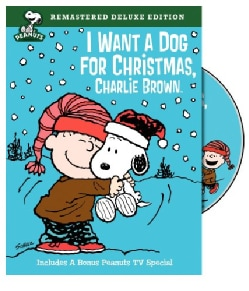 I Want a Dog for Christmas, Charlie Brown (DVD)