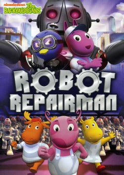 Backyardigans: Robot Repairman (DVD)