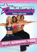 Dallas Cowboys Cheerleaders Power Squad Bod!: Body Slimming Yoga (DVD)