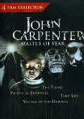 John Carpenter Master Of Fear Collection (DVD)