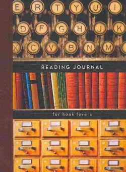 Reading Journal: For Book Lovers (Notebook / blank book)