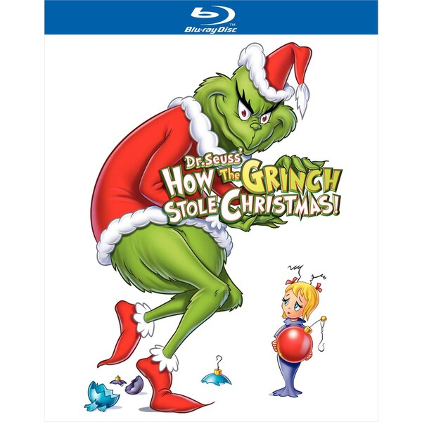 How the Grinch Stole Christmas (Deluxe Edition) (Blu-ray Disc) 5588122