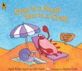 One Is a Snail, Ten Is a Crab Big Book: A Counting by Feet Book (Paperback)