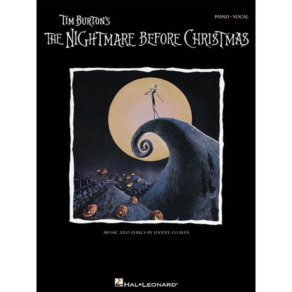 Tim Burton's Nightmare Before Christmas (Paperback) 455355