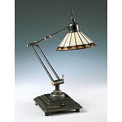 Mediterrano Tiffany-style Table Lamp