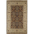 "Hand-Knotted Legacy New Zealand Wool Runner Rug (2'6"" x 10')"