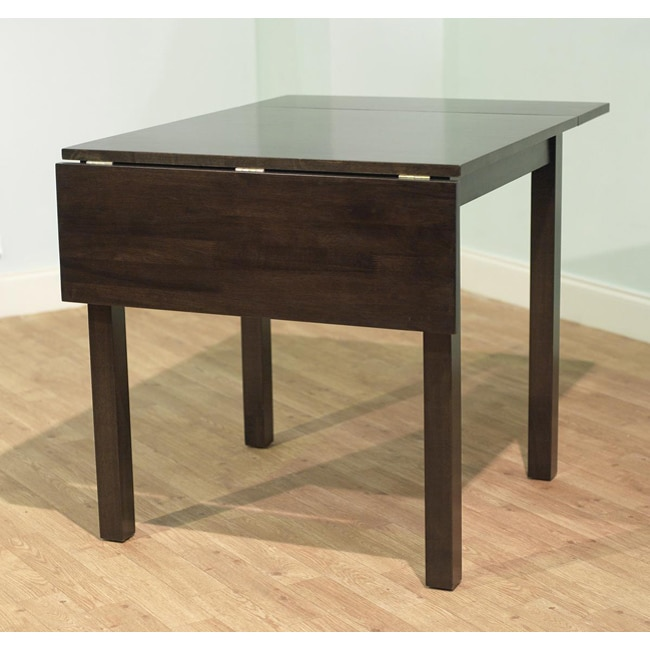 Simple living austin drop leaf table for Shopping for dining tables