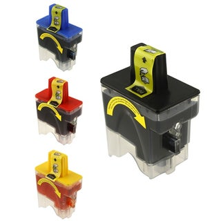 Brother Compatible LC41 (Pack of 4)